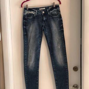 Mavi Serena Super Skinny Jeans SZ 28